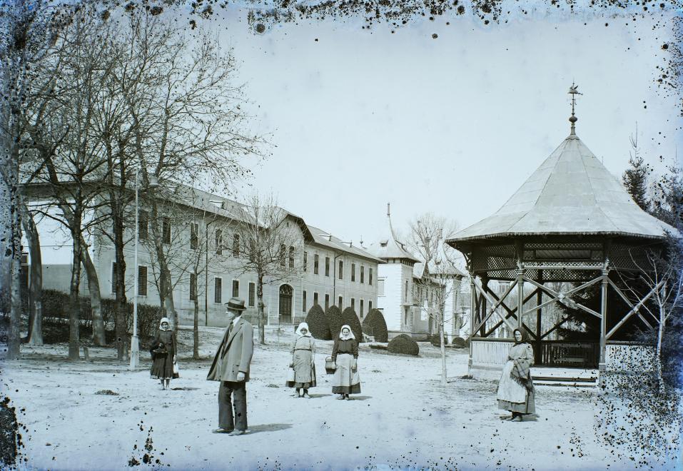 Hévíz Reumakórház 1911