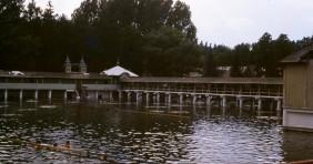 Új fotók a régi Hévízről