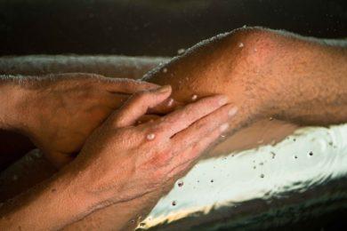 Az egyik legkellemesebb fürdőkezelés