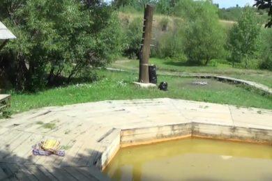 Cibre Fürdő, a fapados szénsavfürdő