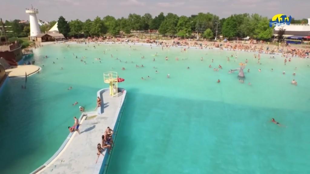 Hajdúszoboszló nyár strandfürdő