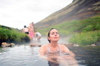 Ahol termálvíz rotyog a föld alatt: Hveragerdi