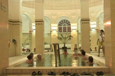 Széchenyi Gyógyfürdő: a főváros legforróbb termálvize
