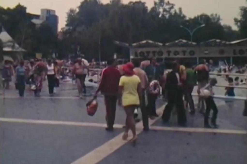 Harkányi Gyógyfürdő 1980
