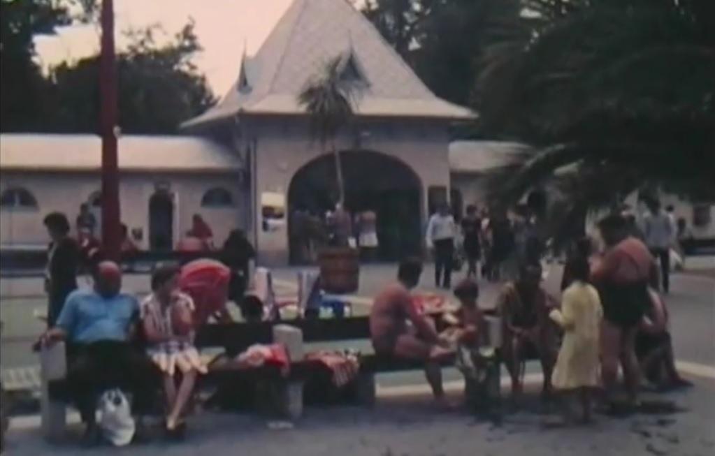 Harkány Gyógyfürdő 1980