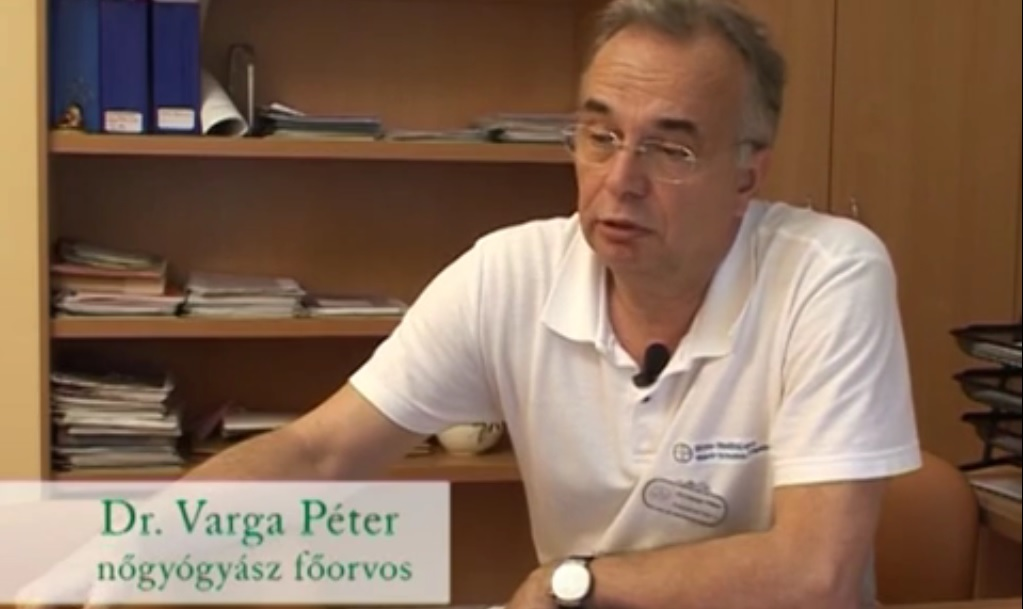 Varga Péter Harkány