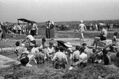Idén lesz 60 éves a Balaton-közeli termálfürdő