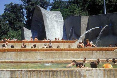 Eldőlt: felújítják a lepencei strandfürdőt