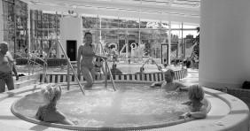 Egészséghétvége és habparty a termálfürdőkben