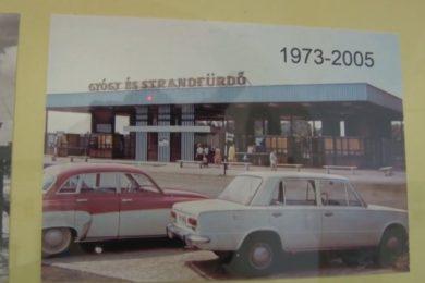 Kiállítás a Zsóry Gyógyfürdő elmúlt 75 évéről