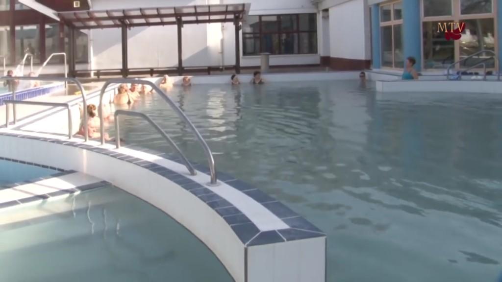 Zsóry Fürdő medence