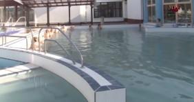 Kettő az egyben medence a Zsóry Gyógyfürdőben