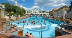 Budapesti fürdőfejlesztések: Csillaghegyitől a Széchenyi Gyógyfürdőig