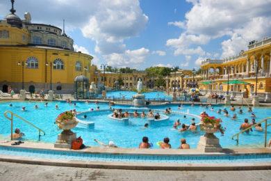 Ennyi pénzt hoznak a budapesti gyógyfürdők