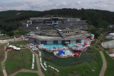 Már az egerszalóki Saliris Resort nyitási dátumát is bejelentették