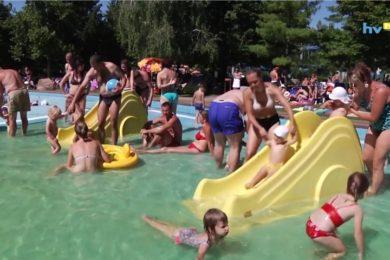 Családbarát fejlesztés a Hungarospa fürdőben