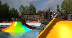 Látványos fejlesztések a párkányi termálfürdőben