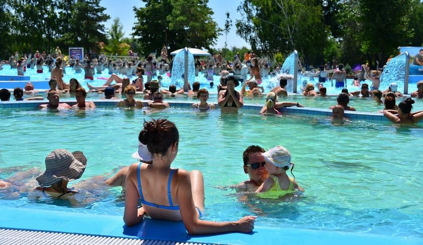 Dunaszerdahelyi termálfürdő