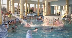 Megújult a dunaszerdahelyi termálfürdő szállodája