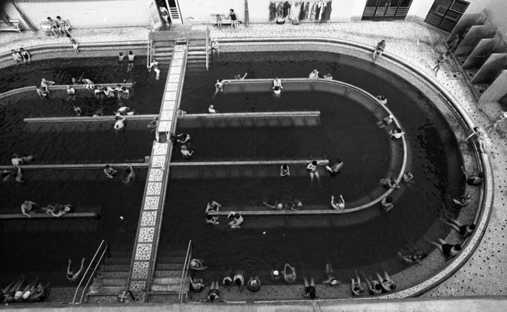 Hajdúszoboszlói gyógyfürdő 1973