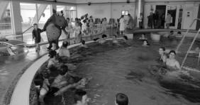 Gyermeknapi programok a termálfürdőkben