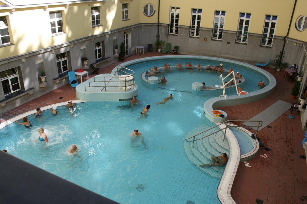 Lukács Gyógyfürdő Budapest