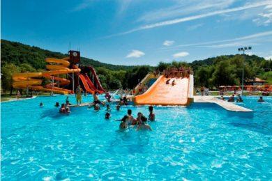 Leárazva sem akadt vevő az Orfűi Aquaparkra