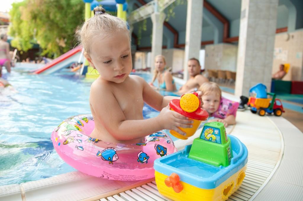 Aquaticum gyerekbarát családbarát