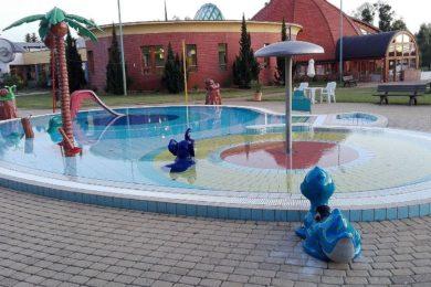 Új játékok és nyeremények a Barcsi Gyógyfürdőben