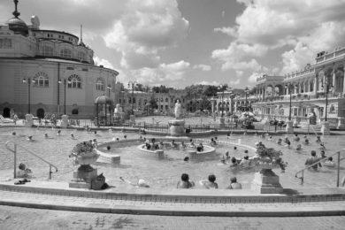 Hétvégi programözön a budapesti fürdőkben