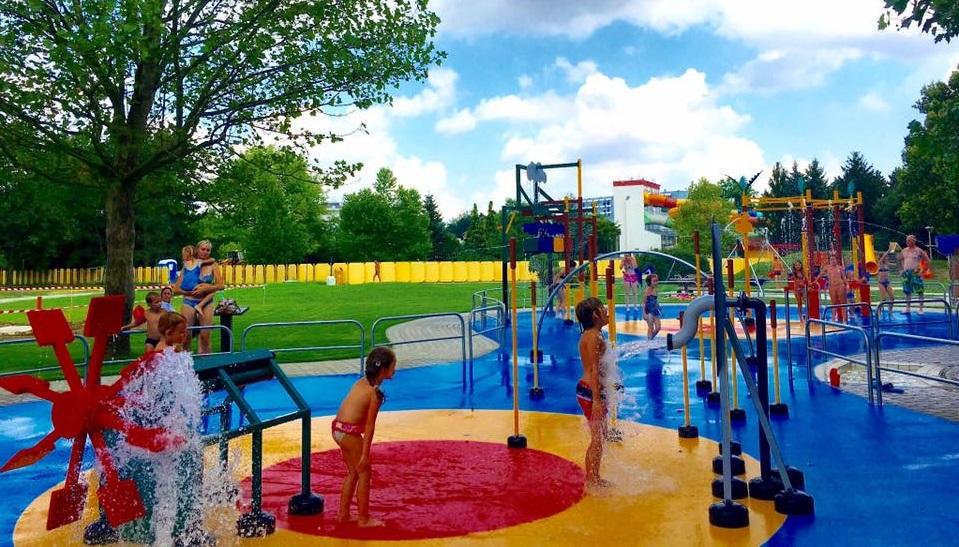 Bükfürdő Spray Park