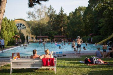 Nyereményjáték várja a gyomaendrődi Liget Gyógyfürdőben
