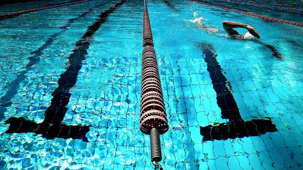 úszómedence