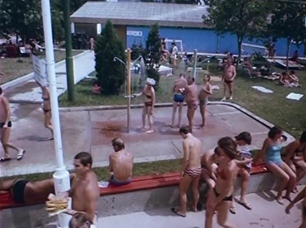 Hajdúszoboszló fürdő 70-es évek