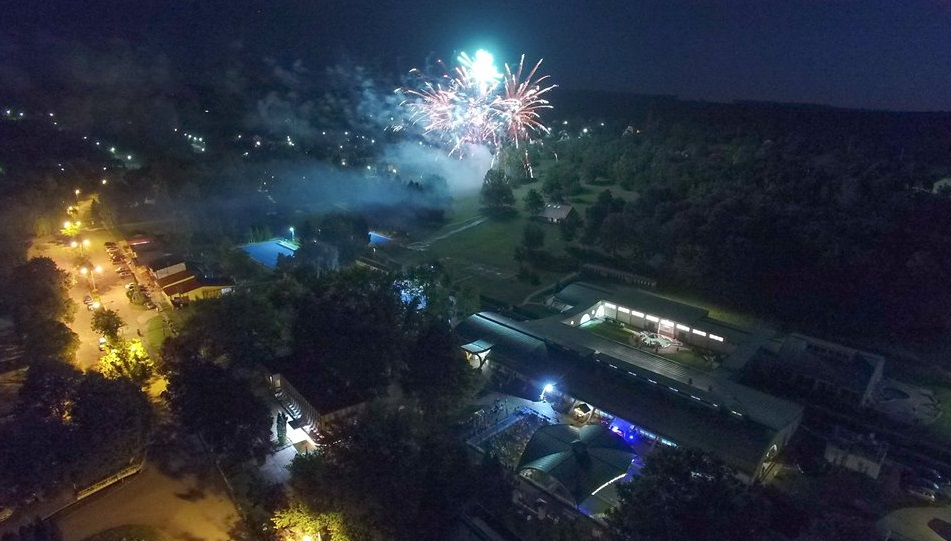 Igali tűzijáték