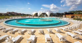 Hónapokat csúszott a nagyváradi aquapark megnyitása