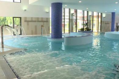 Teljes kapacitással üzemel a lenti élményfürdő
