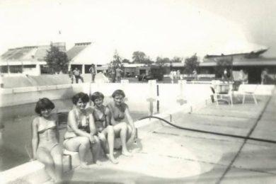 Ilyen volt a Tisza-parti Gyógyfürdő a 80-as és 90-es években