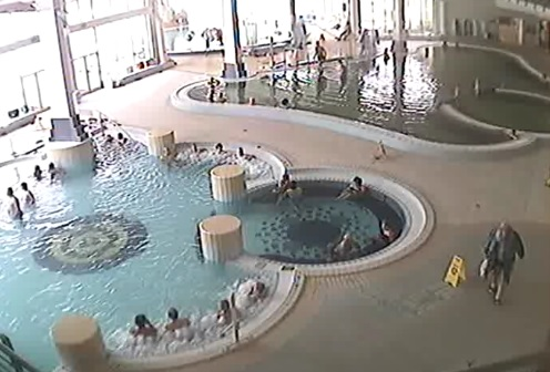 Sárvárfürdő webkamera
