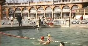 28 évvel ezelőtti felvételek a Széchenyi Gyógyfürdőről