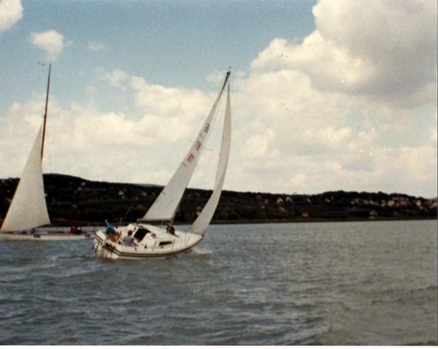 Balaton 1988-ban