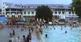 Az Egri Termálfürdő egy 1990-es házi videón