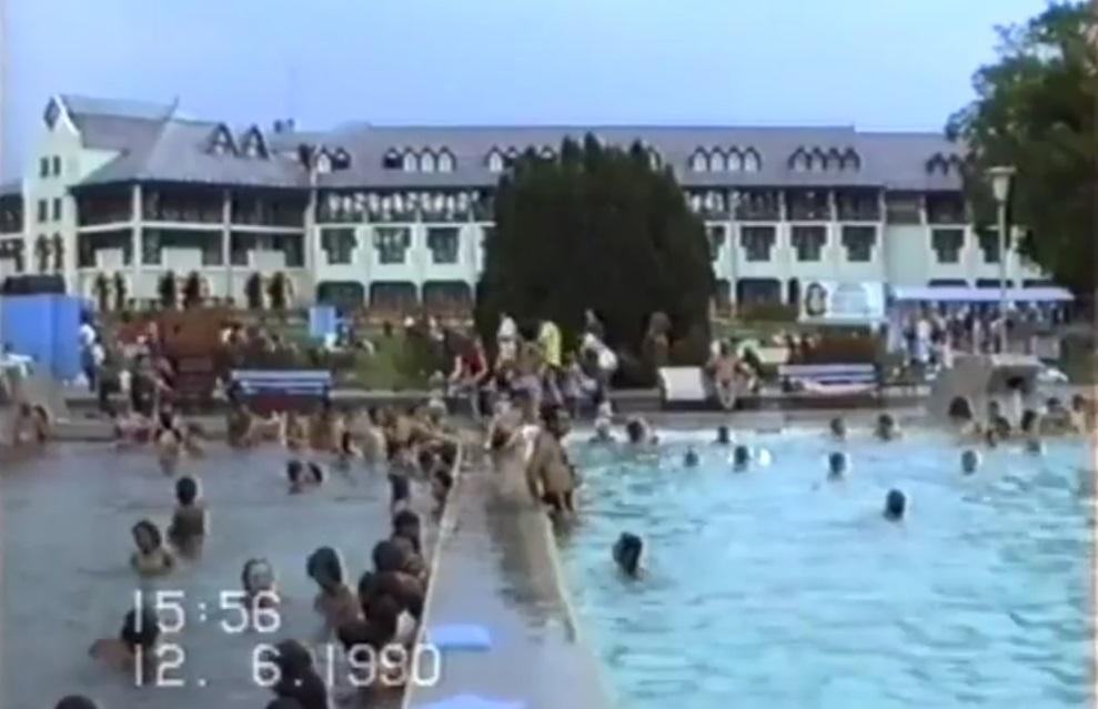 Eger termál 1990