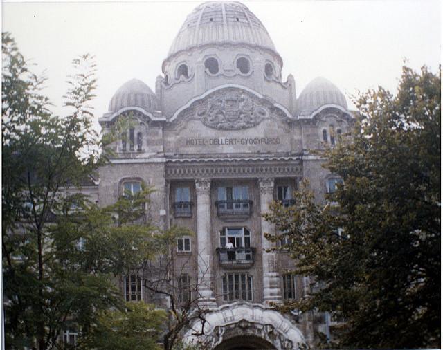Gellért Fürdő 1988