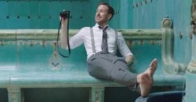 Werkfilm Ryan Gosling Gellért fürdős fotózásáról