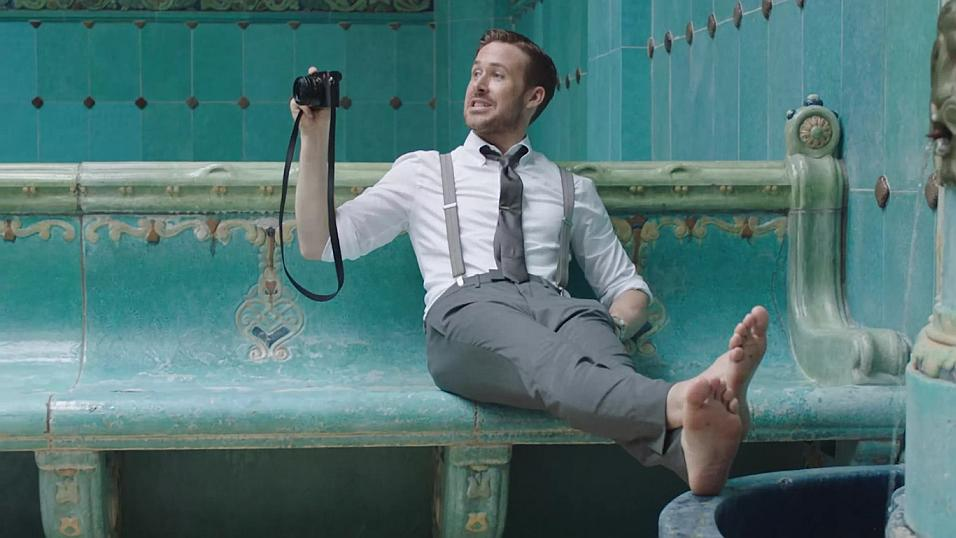 Ryan Gosling Gellért Gyógyfürdő