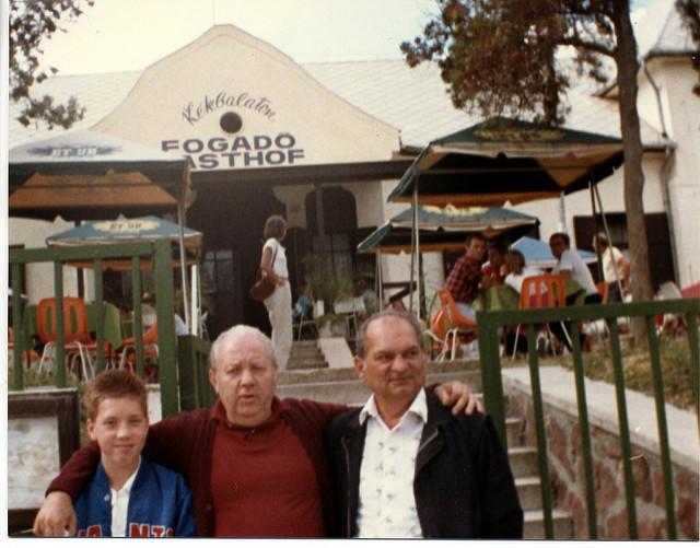 Kék Balaton Balatonalmádi 1988