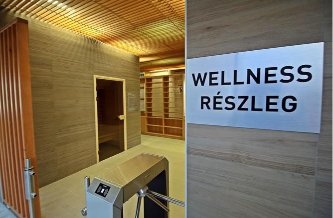 Balatonfüred uszoda, wellness