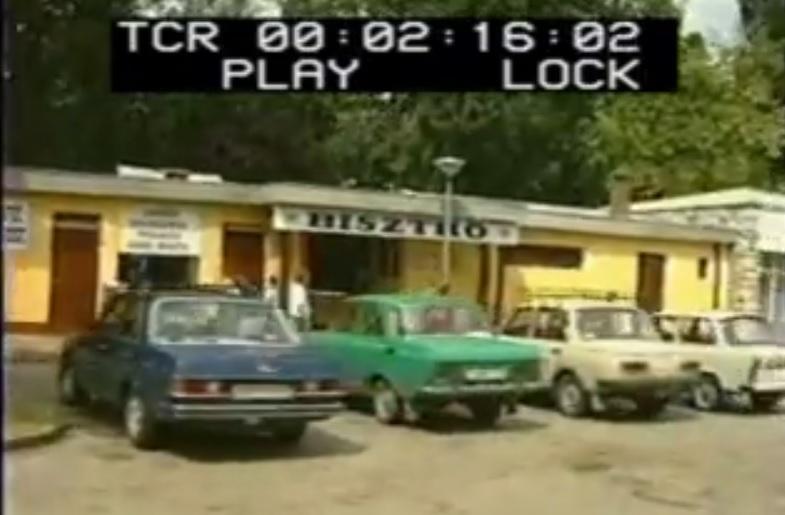 Harkányfürdő 1993-ban