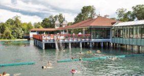 Hévíz: megvizsgálták a Tófürdő vízminőségét